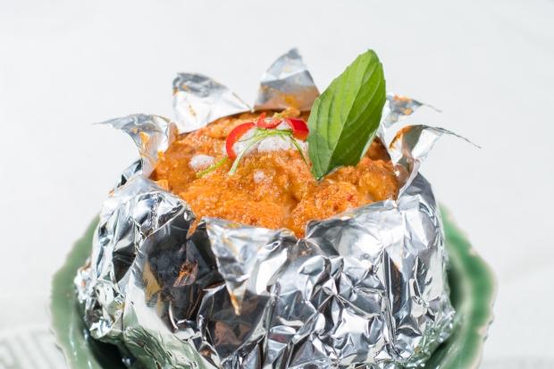 B - Thai Seafood Otak-Otak